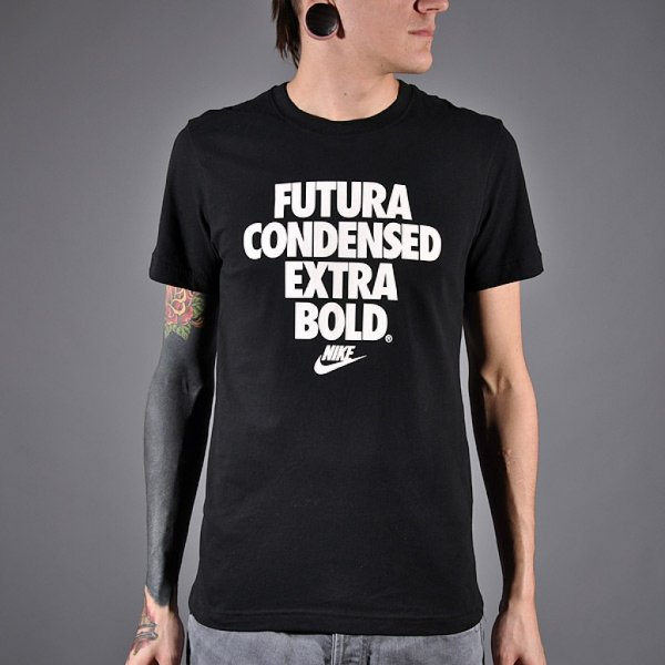 Futura Condensed Extra Bold